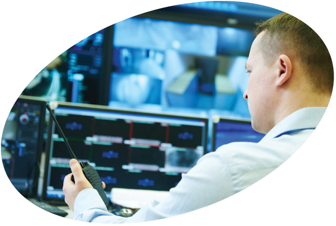Security Control Room Solutions